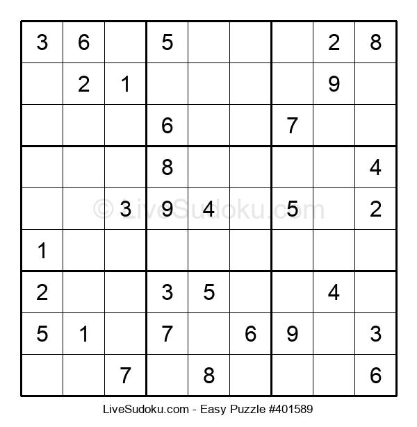 Beginners Puzzle #401589