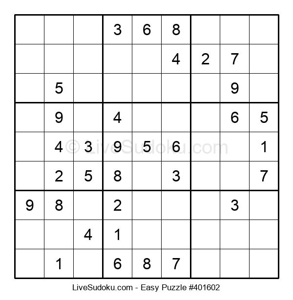 Beginners Puzzle #401602