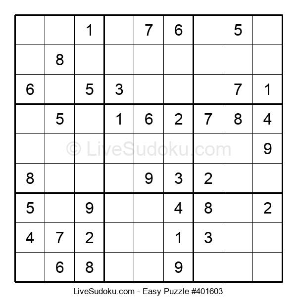 Beginners Puzzle #401603