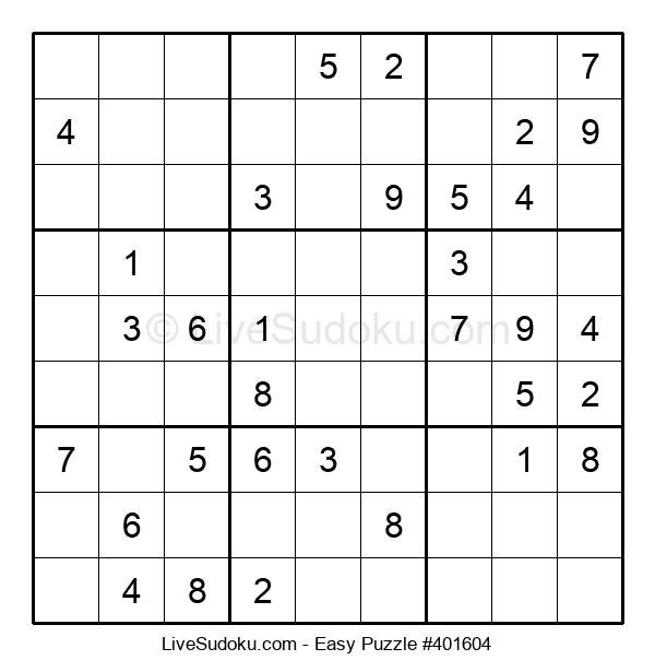 Beginners Puzzle #401604