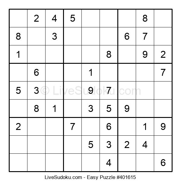 Beginners Puzzle #401615