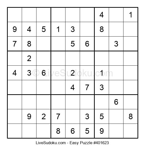 Beginners Puzzle #401623