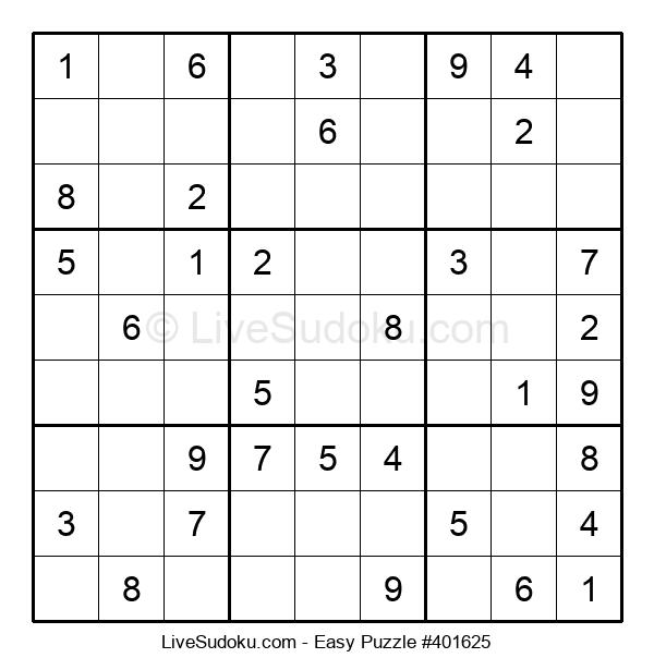 Beginners Puzzle #401625