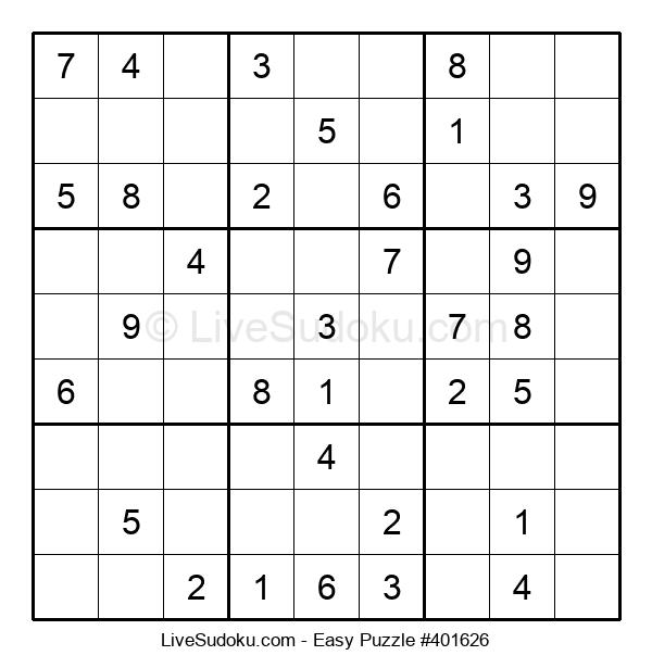 Beginners Puzzle #401626