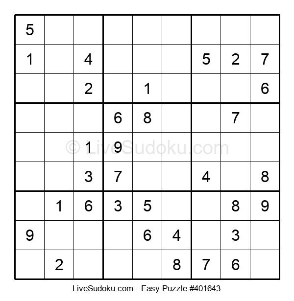Beginners Puzzle #401643