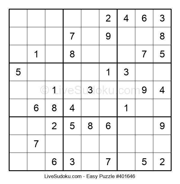 Beginners Puzzle #401646