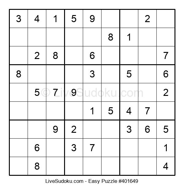 Beginners Puzzle #401649