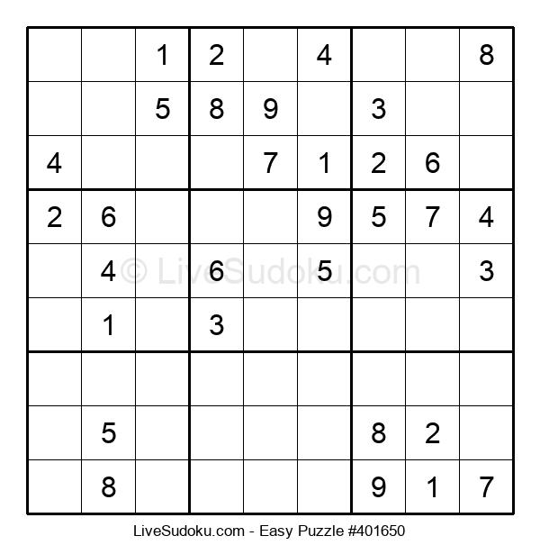 Beginners Puzzle #401650