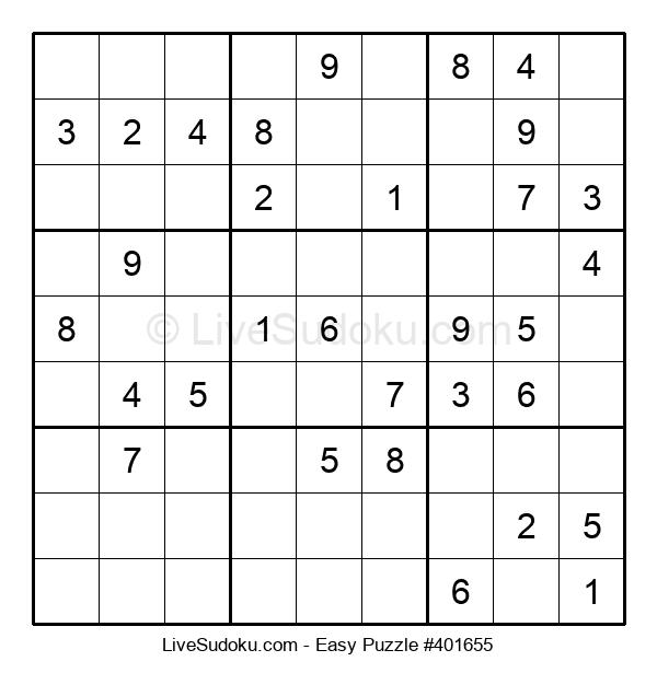 Beginners Puzzle #401655