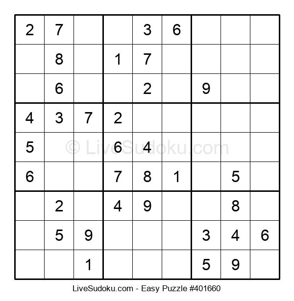 Beginners Puzzle #401660