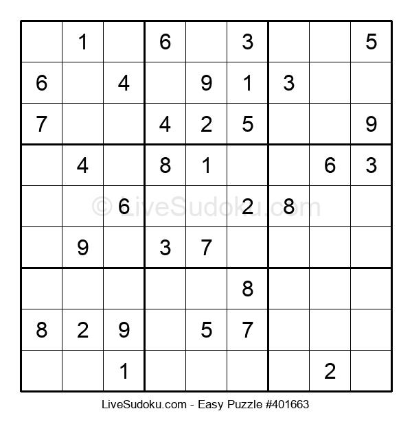 Beginners Puzzle #401663