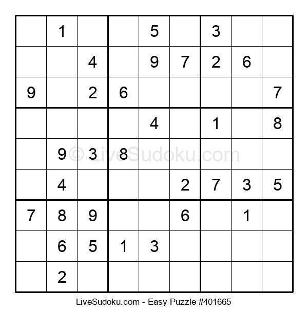 Beginners Puzzle #401665