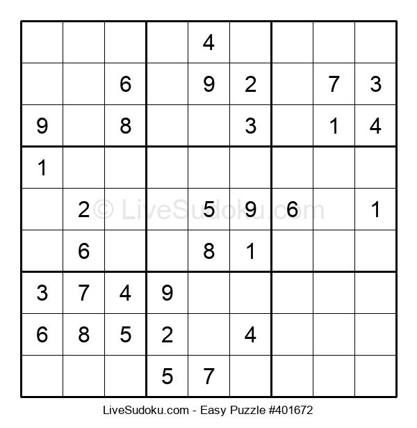 Beginners Puzzle #401672