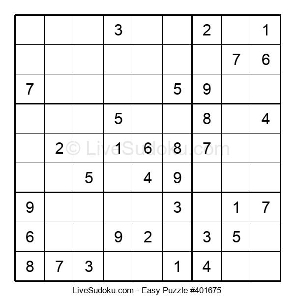 Beginners Puzzle #401675