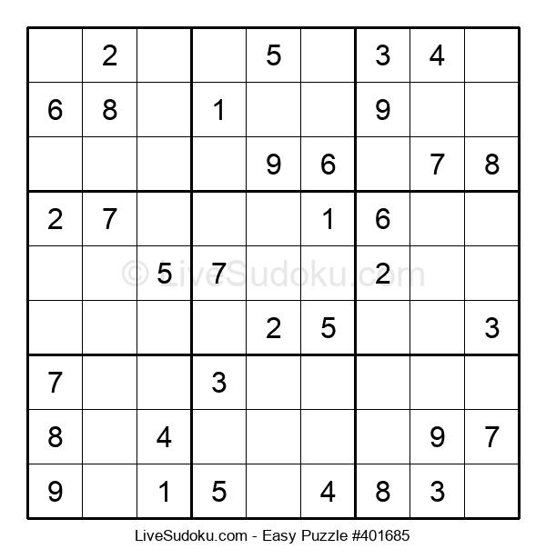 Beginners Puzzle #401685