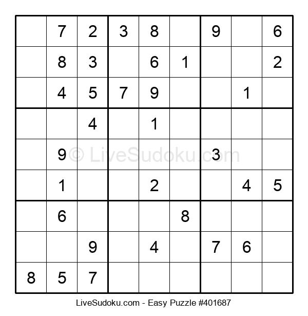 Beginners Puzzle #401687