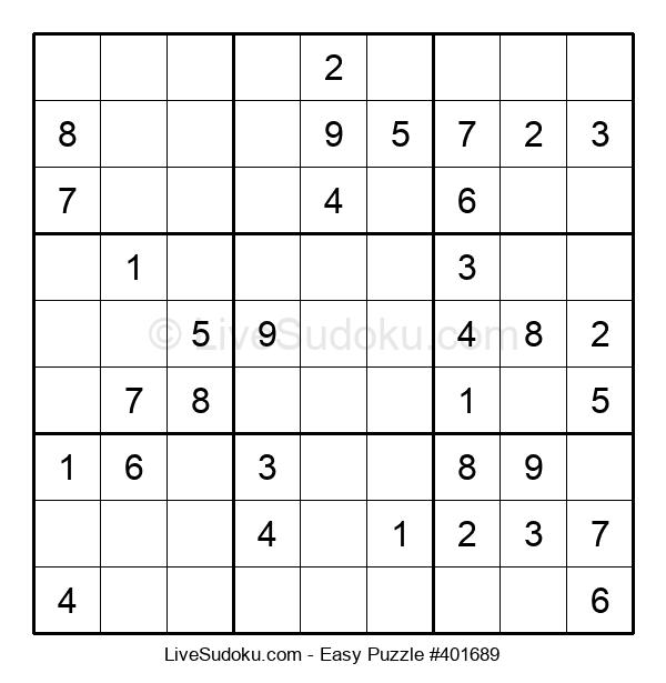 Beginners Puzzle #401689
