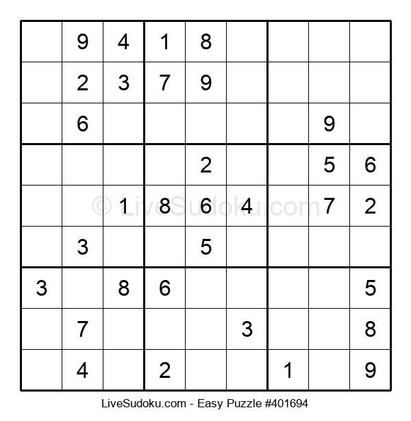 Beginners Puzzle #401694