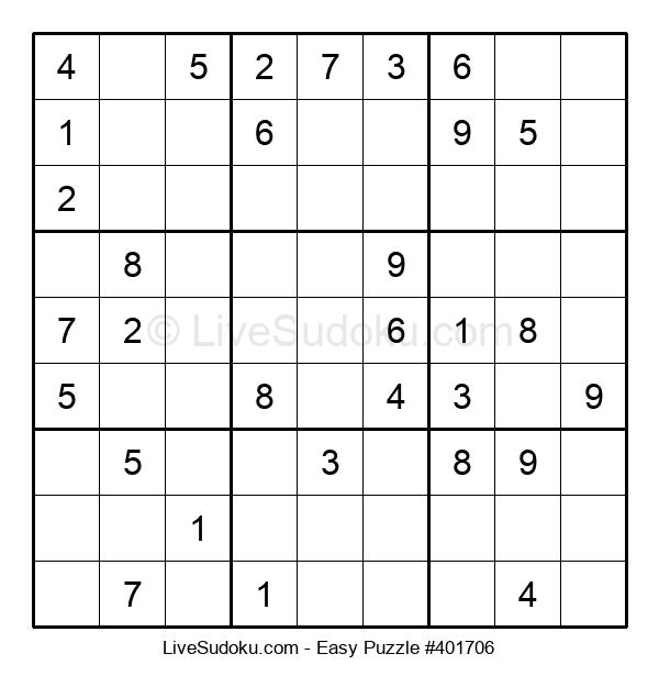 Beginners Puzzle #401706