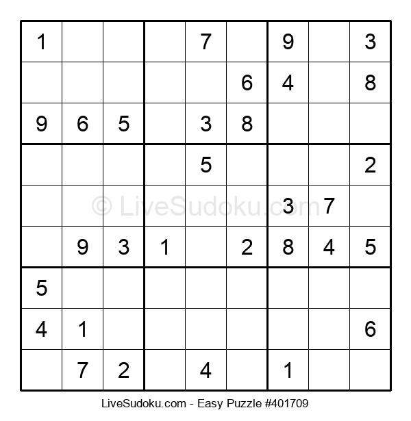 Beginners Puzzle #401709