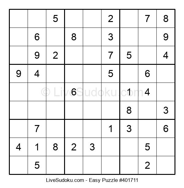 Beginners Puzzle #401711