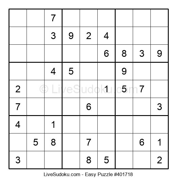 Beginners Puzzle #401718