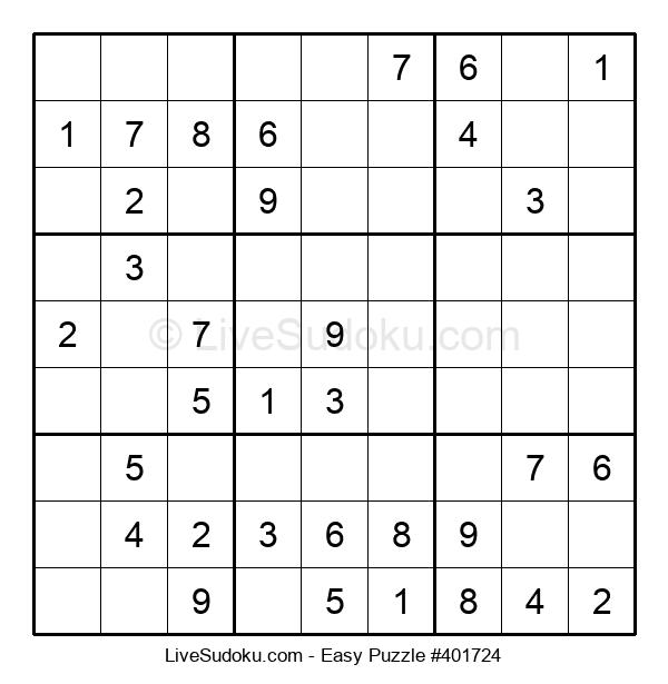 Beginners Puzzle #401724