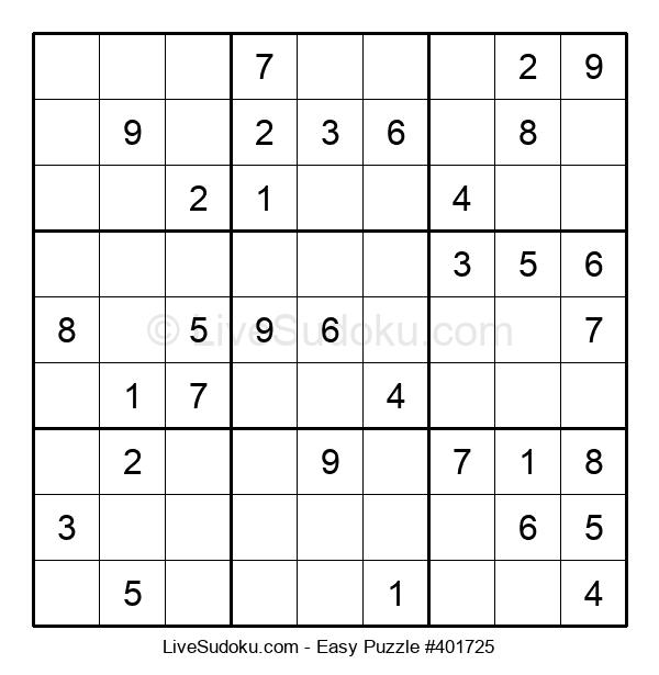 Beginners Puzzle #401725