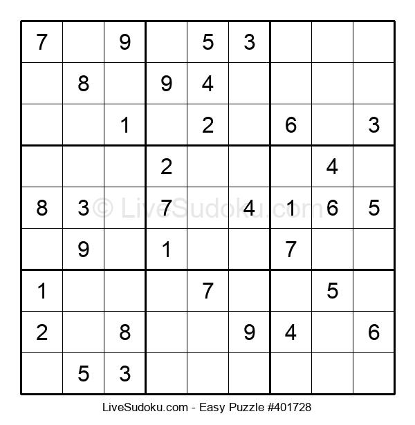Beginners Puzzle #401728