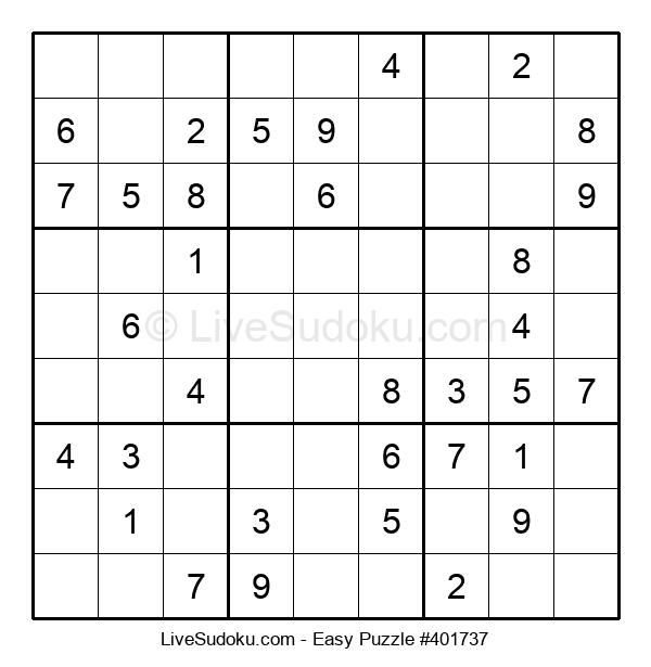 Beginners Puzzle #401737