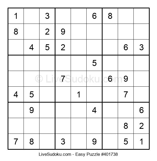 Beginners Puzzle #401738
