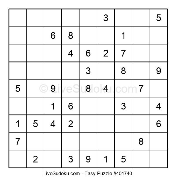 Beginners Puzzle #401740