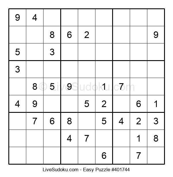 Beginners Puzzle #401744