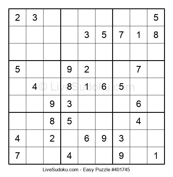 Beginners Puzzle #401745