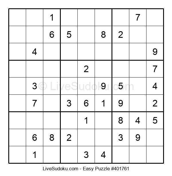 Beginners Puzzle #401761