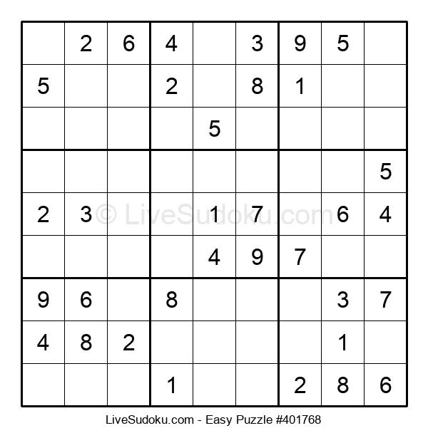 Beginners Puzzle #401768