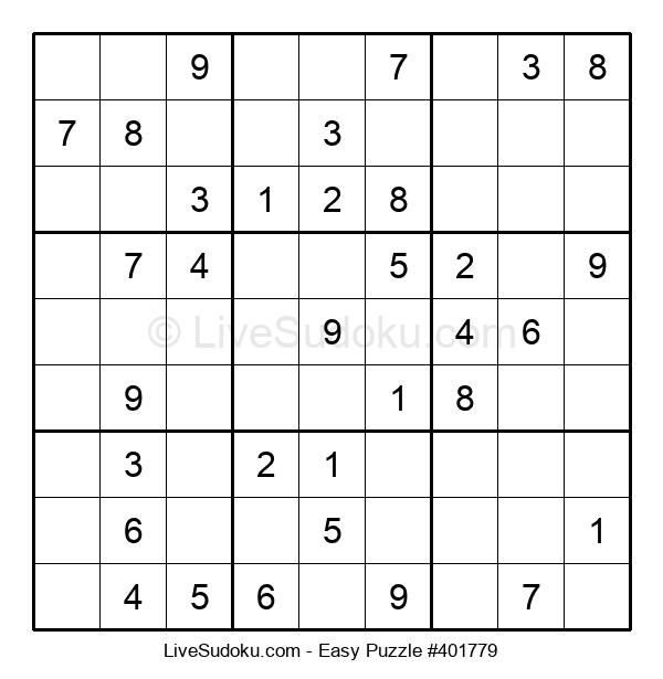Beginners Puzzle #401779