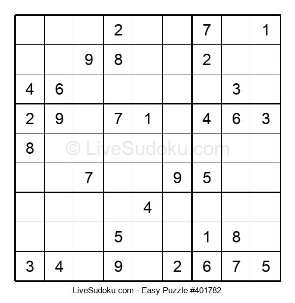 Beginners Puzzle #401782