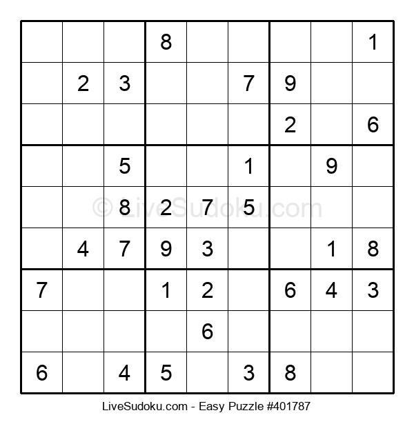 Beginners Puzzle #401787