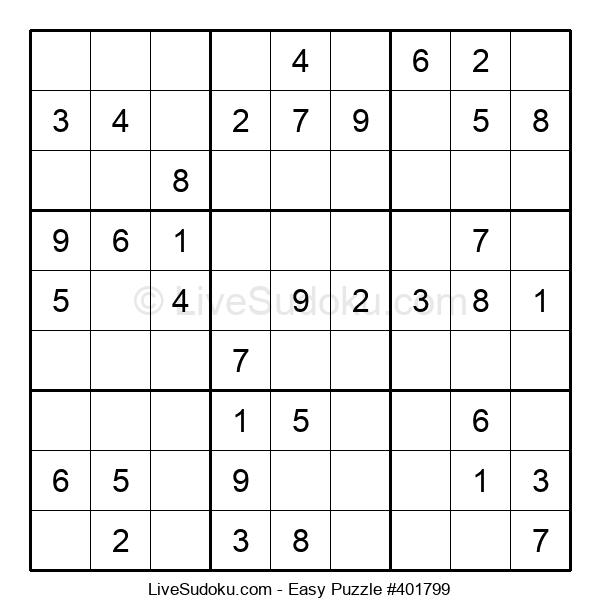 Beginners Puzzle #401799