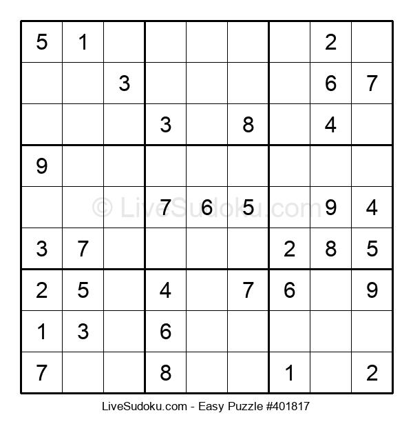 Beginners Puzzle #401817