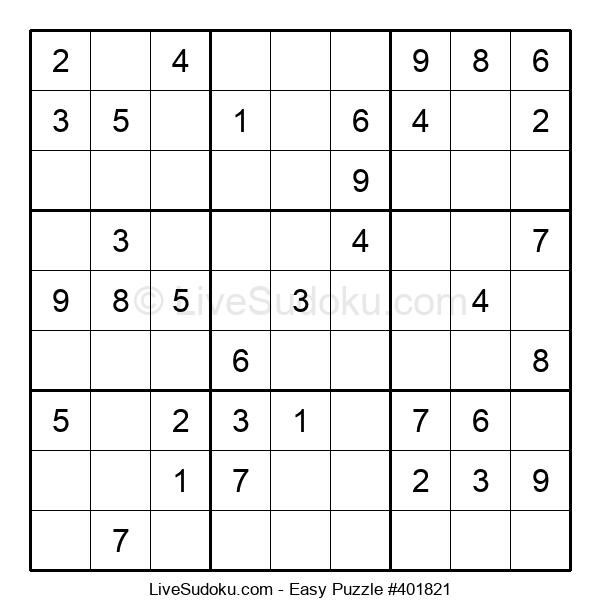 Beginners Puzzle #401821