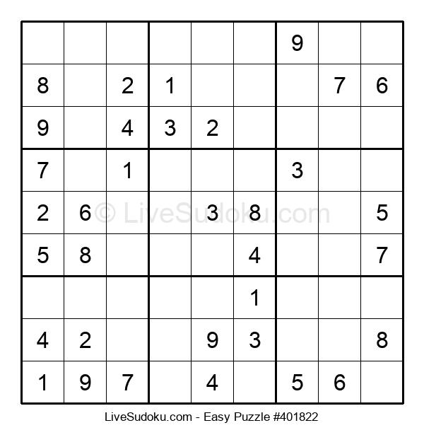Beginners Puzzle #401822