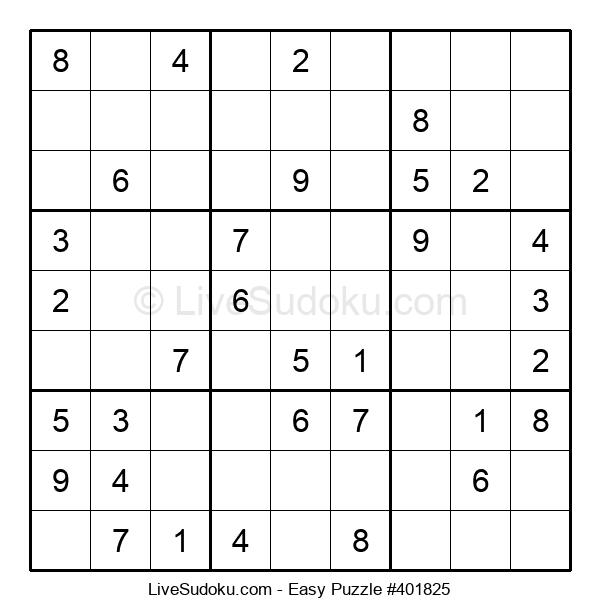 Beginners Puzzle #401825