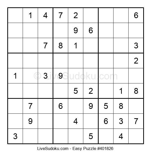 Beginners Puzzle #401826
