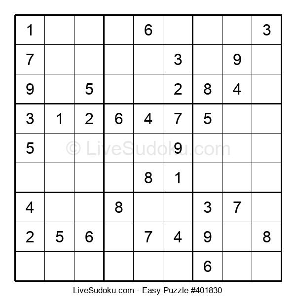 Beginners Puzzle #401830