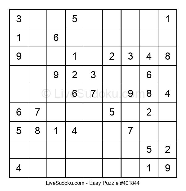Beginners Puzzle #401844