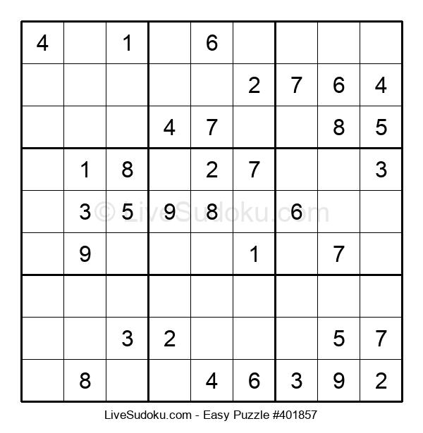 Beginners Puzzle #401857
