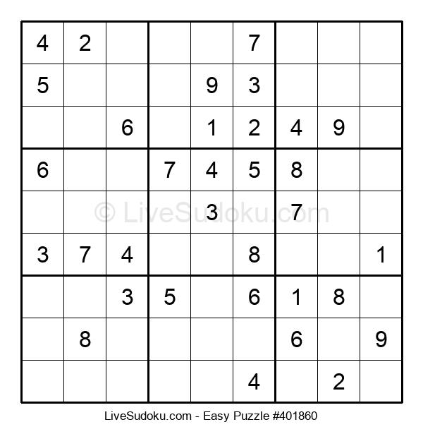 Beginners Puzzle #401860