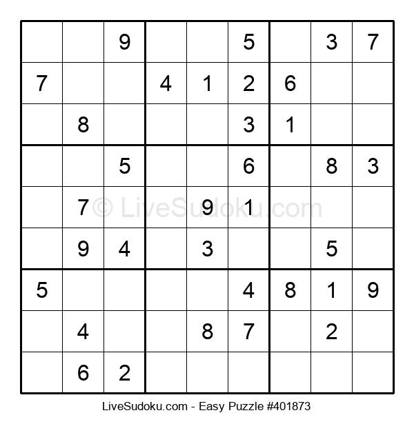 Beginners Puzzle #401873